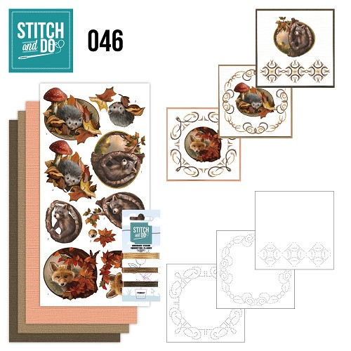 Stitch and Do 46 - Fall