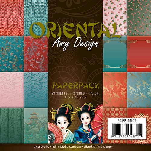 Paperpack - Amy Design Oriental