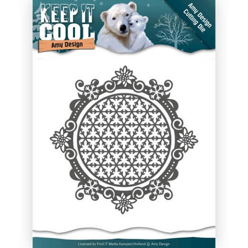 Dies - Amy Design - Keep it Cool - Keep it Round