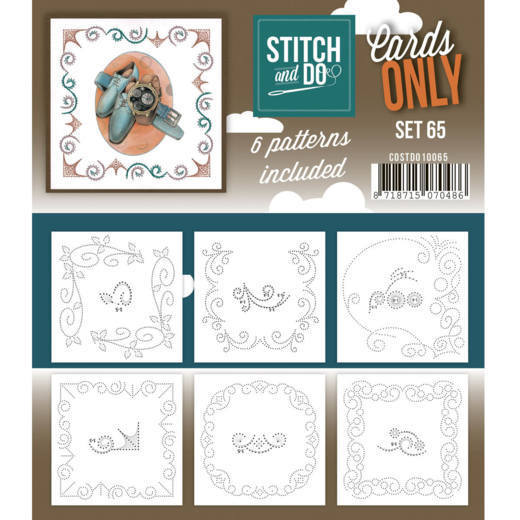 Cards Only Stitch 4K - 65