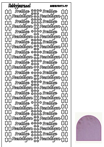 Hobbydots sticker mirror candy PF