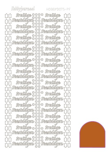 Hobbydots sticker mirror koper PF