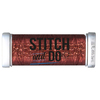 Stitch & Do 200 m - Hobbydots - Brown